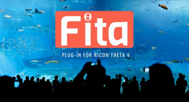 Fita plug-in for Ricoh Theta V