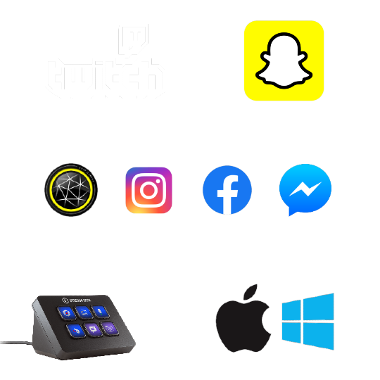 Twitch AR filter integrations